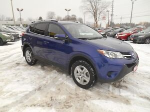 2014 Toyota RAV4 LE FWD Peterborough Peterborough Area image 8