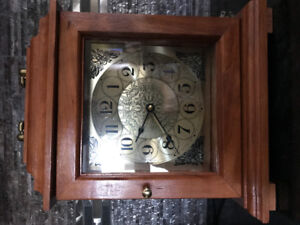 This is a beautiful clock over the fireplace or any other place