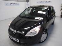 Vauxhall Meriva EXCLUSIV CDTI + FVSH + 1 OWNER + 130BHP
