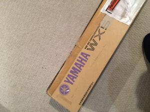 Saxophone électrique Yamaha WX5 wind midi controller