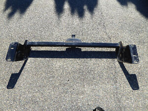 Hidden Trailer Hitch