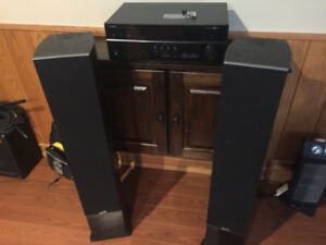 Home audio/ theatre system