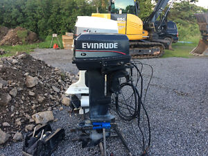 Johnson and evinrude outboards