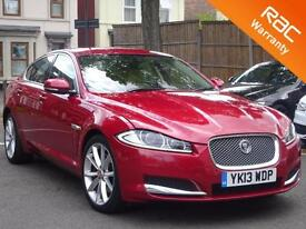 Jaguar XF 2.2TD ( 200ps ) ( s/s ) Auto 2013MY Luxury