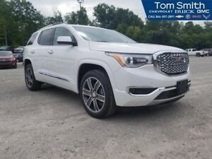 2019 GMC Acadia Denali  - Navigation - Sunroof - $350.16 B/W