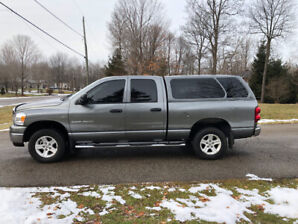 2007 Dodge Ram 1500 4WD SLT Quad Cab LOW MILEAGE