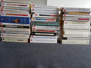 Collection livre de poche et babel