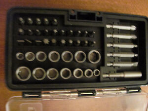 MASTERCRAFT TORX SCREW BIT SET ( NEW )