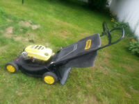 TONDEUSE A GAZON - STANLEY - LAWN MOWER 6.5 HP