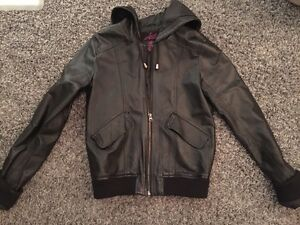 Women's Extra Small Leather Jacket