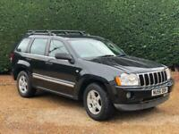 2006 Jeep Grand Cherokee 5.7 Limited 4WD 5dr SUV Petrol Automatic
