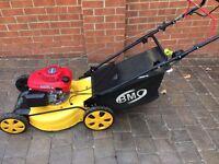 BMC petrol lawnmower