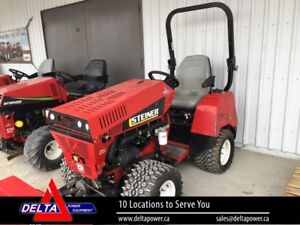 2014 STEINER 440D COMPACT 4WD ARTICULATED TRACTOR