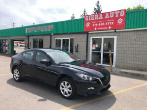 2016 Mazda Mazda3 Sport GX**no accidents**new tire**certified**