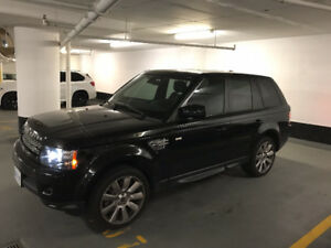 2013 Land Rover Range Rover HSE Lux SUV