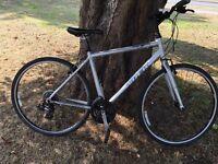 Trek hybrid road bike. Good condition.