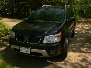 2008 Pontiac Torrent SUV, Crossover