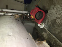Flooded Basement/ Sewer Back Up/ Air Mover Rentals