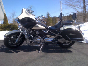2008 Yamaha 1100 V Star All Dressed