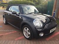 2010 MINI ONE 1.6 CONVERTIBLE - 11 MONTHS MOT - HISTORY - LOW MILES