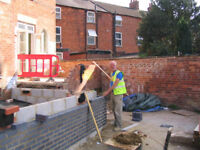 Master Bricklayer - Reliable, Honest & Experienced