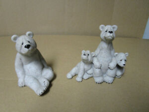 Quarry Critters, Bears Collection, Home Decor, Collectible