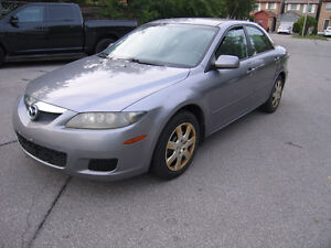 2008 Mazda6 GS, Sedan Automatic 4 Cyl Very Clean REDUCED