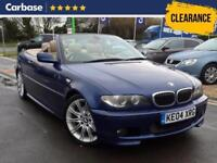 2004 BMW 3 SERIES 330 Ci Sport 2dr Auto Convertible