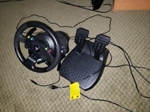 THRUSTMASTER TMX racing wheel