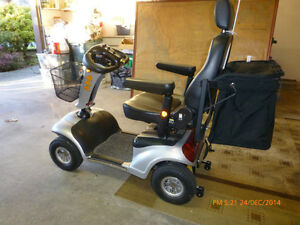 Shoprider 888SL electric scooter