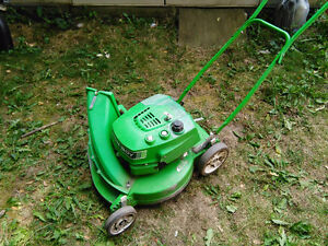 LAwn-Boy bush mover and broom,3 car seats, two strollers