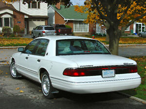1996 Mercury Grand Marquis L/S Sedan