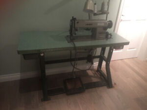 Juki Industrial Sewing Machine - DDL 5550-6 - $800
