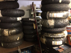 Motorcycle tires for sale new tires 587 336 2343