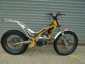 Sherco Caberstany 300 trials bike
