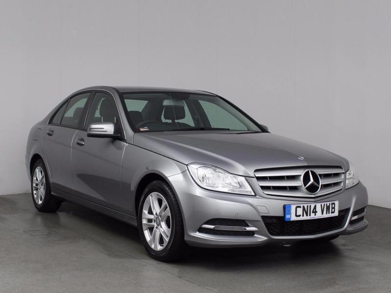 2014 mercedes benz c class c200 cdi blueefficiency for Mercedes benz of st george