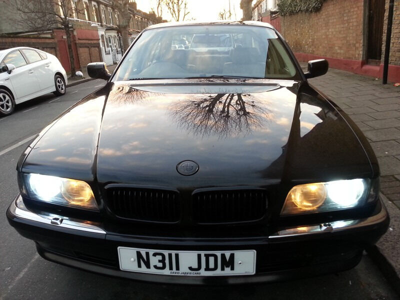 BMW 740i, AUTOMATIC, (LPG GAS CONVERTED - 92 Litre tank ...