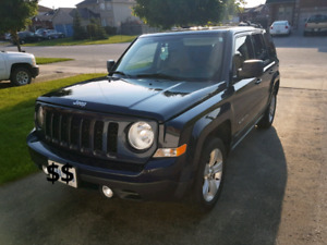 2014 Jeep Patriot North 4x4 Low Km