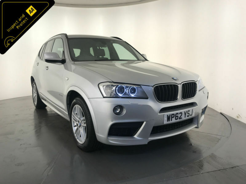 2013 BMW X3 XDRIVE20D M SPORT AUTO 1 OWNER SERVICE HISTORY FINANCE PX WELCOME
