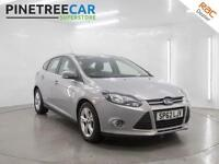 2012 FORD FOCUS 1.6 TDCi Zetec 5dr