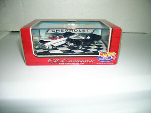 Hot Wheels Collectibles El Camino 40th Anniversary Set and more Kitchener / Waterloo Kitchener Area image 1