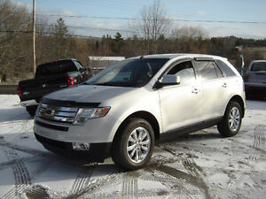 2010 Ford Edge LIMITED SUV, Crossover ALL WHEEL DRIVE