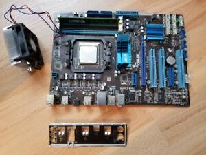 Carte Mère ASUS M4A87TD/USB3,  AMD ATHLON 2  2900MHz