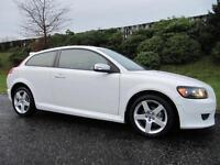 SOLD SOLD SOLD 2008 Volvo C30 1.6D ** R-Design Sport **WHITE**