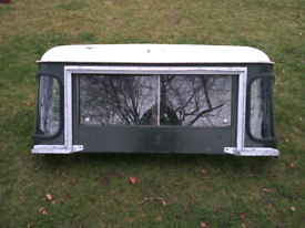 SOLD DEPOSIT PAID Series 2, 2A, 3 Land Rover truck cab