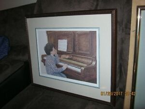 John Newby Framed Limited Edition Print - Command Performance