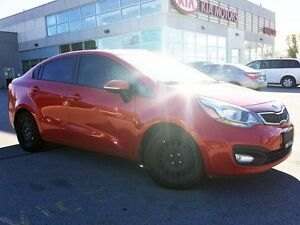 2013 Kia Rio EX | WINTER TIRES | HTD SEATS | BACKUP CAM
