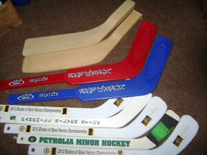 STREET HOCKEY BLADES  & MINI STICKS