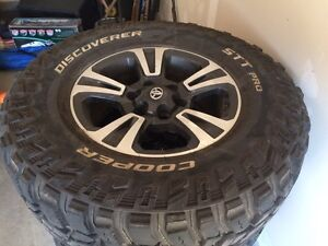 Discovery cooper off road tires