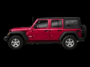 2018 Jeep Wrangler Unlimited Sahara 4x4  - Navigation - $179.90